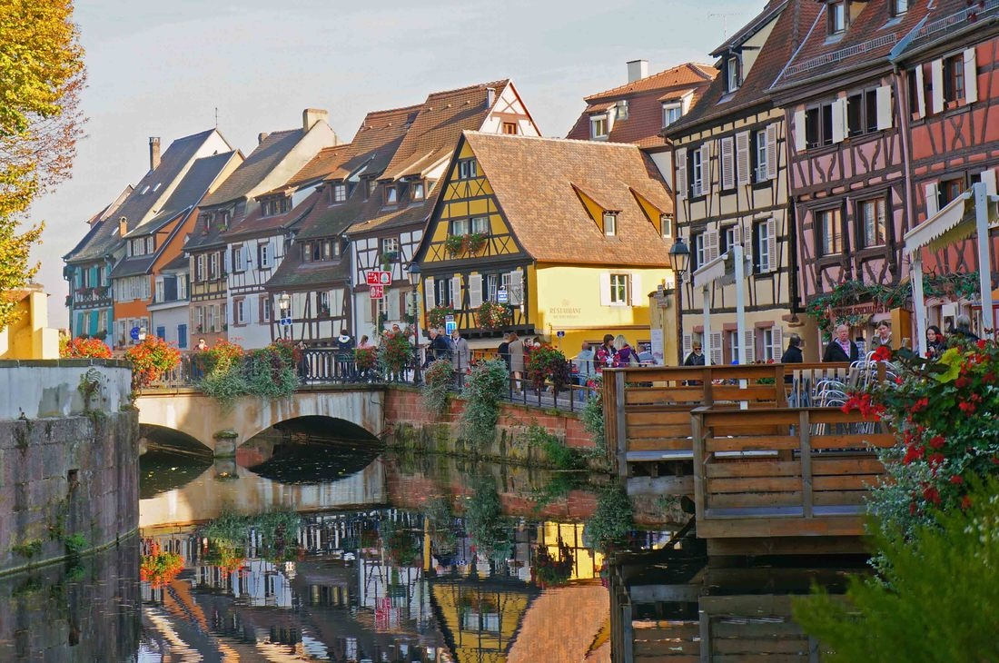 De santos y animes en Colmar