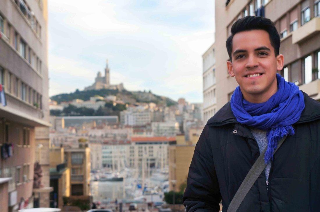Marsella: les Calanques y Le Panier
