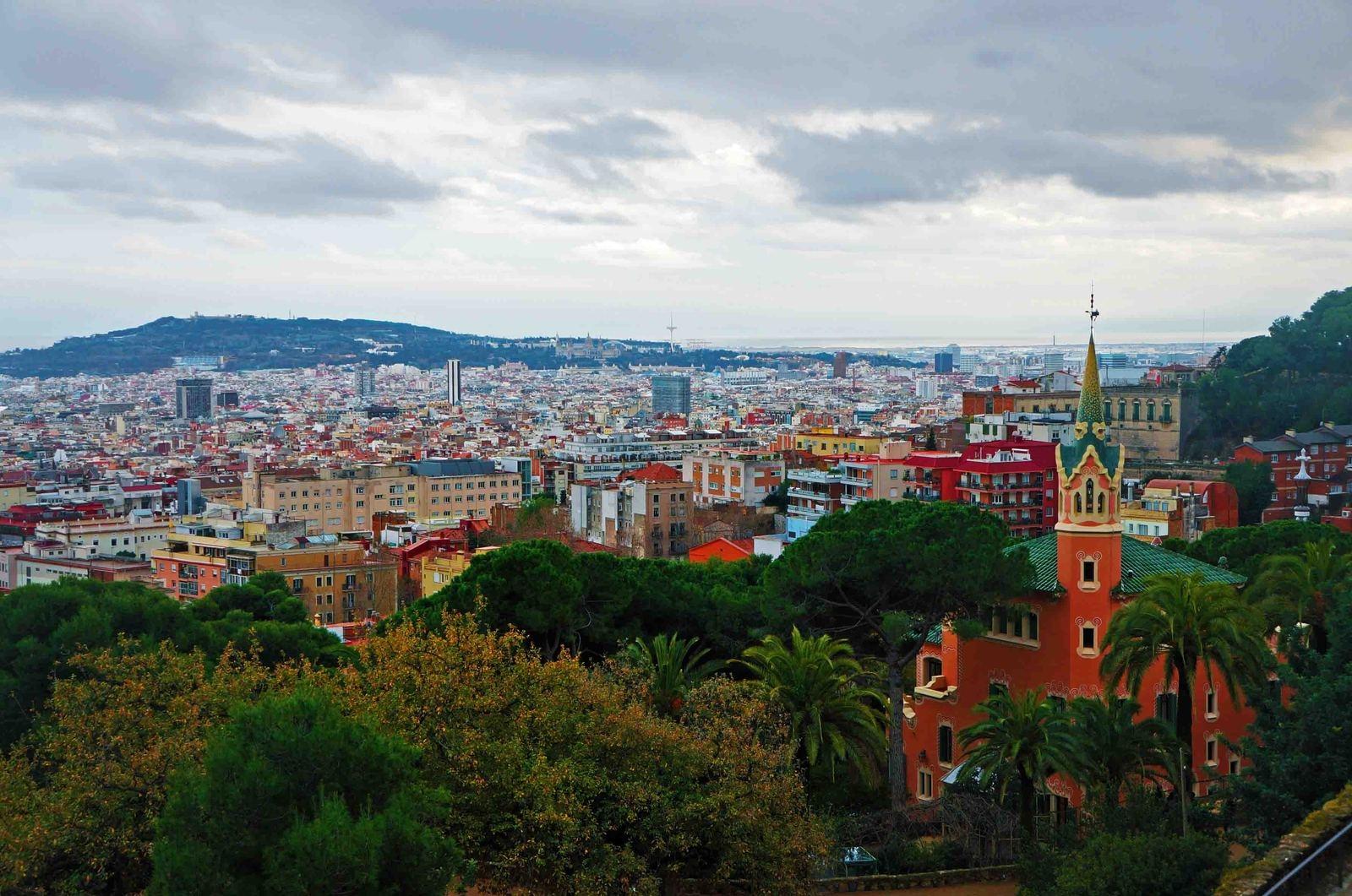 Un viaje a Gaudí y a Barcelona