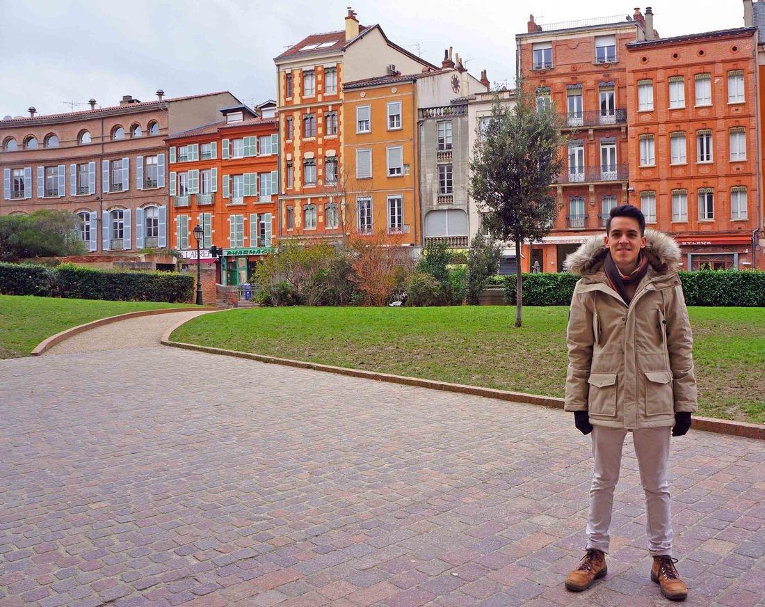 La vida en rosa en Toulouse