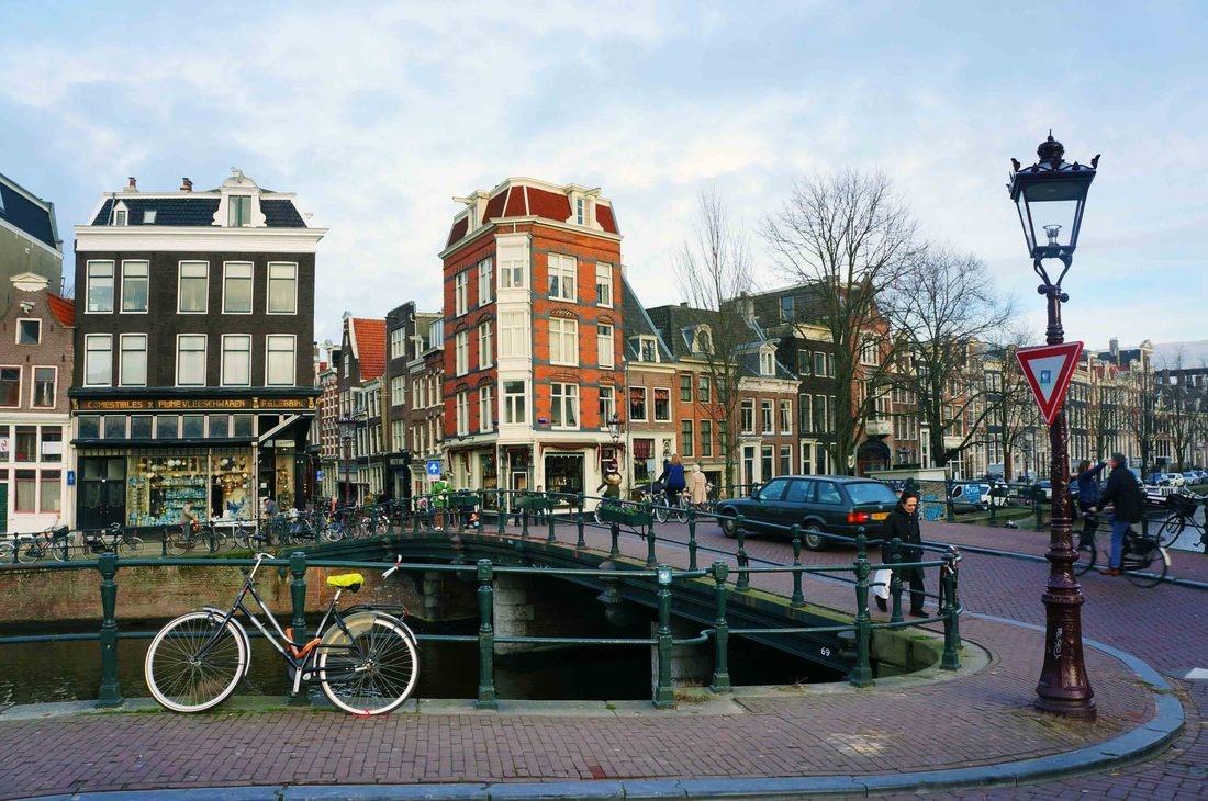 Lo que pasa en Ámsterdam...