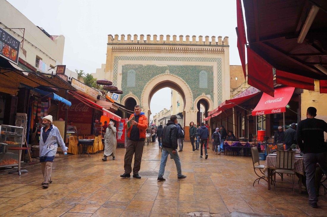 Fez: de occidente a mundos árabes
