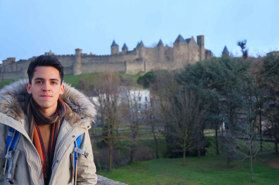 Tras las murallas de Carcassonne