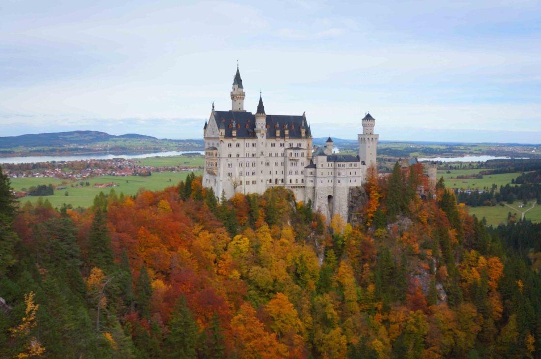 Neuschwanstein: la fantástica puerta a Baviera