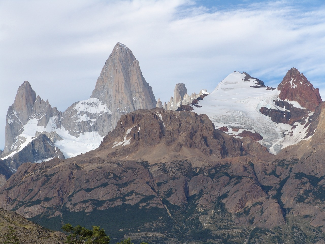 Viaje de trekking al Chaltén