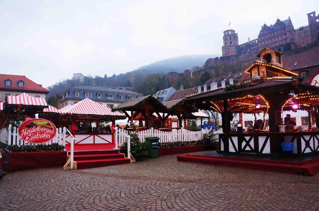 Una Navidad adelantada en Heidelberg