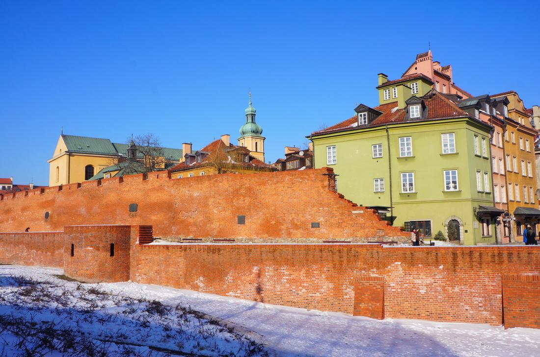 El renacer de Varsovia