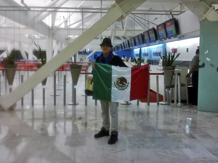 Viajero primerizo: en rumbo hacia Europa