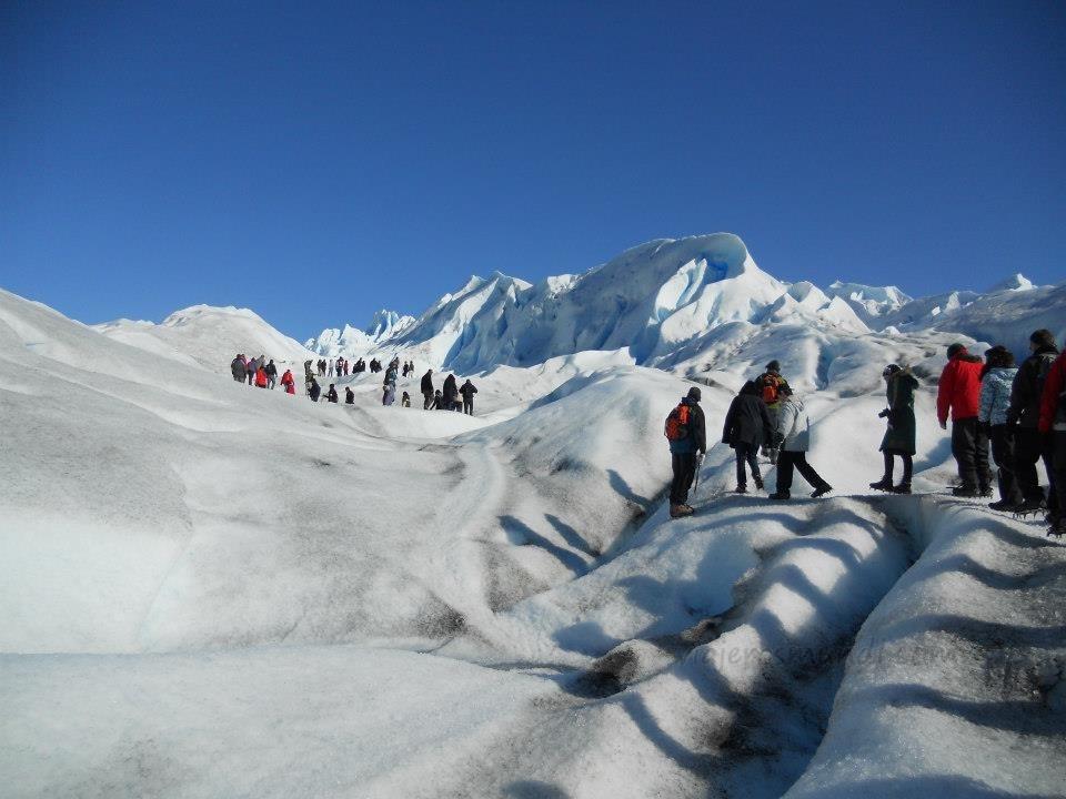 Visitando el Parque Nacional Los Glaciares