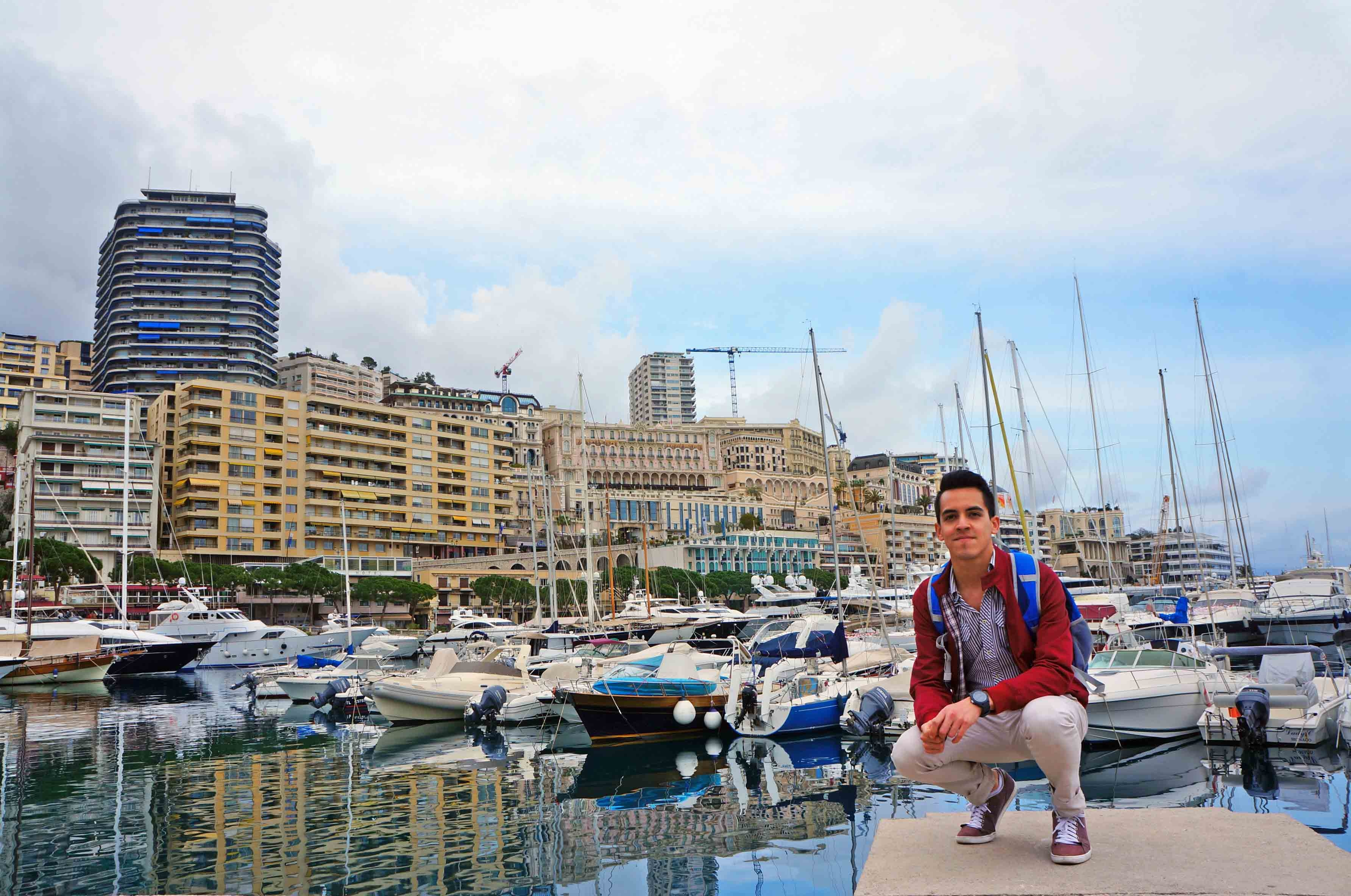 Mónaco, 2 km² de glamour