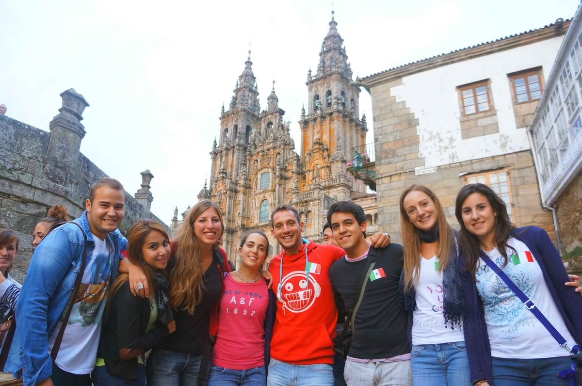 Un Erasmus en Santiago de Compostela
