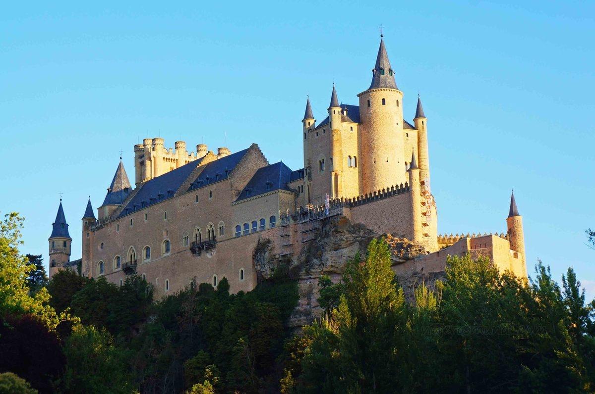 Segovia : de Roma y nuevos imperios