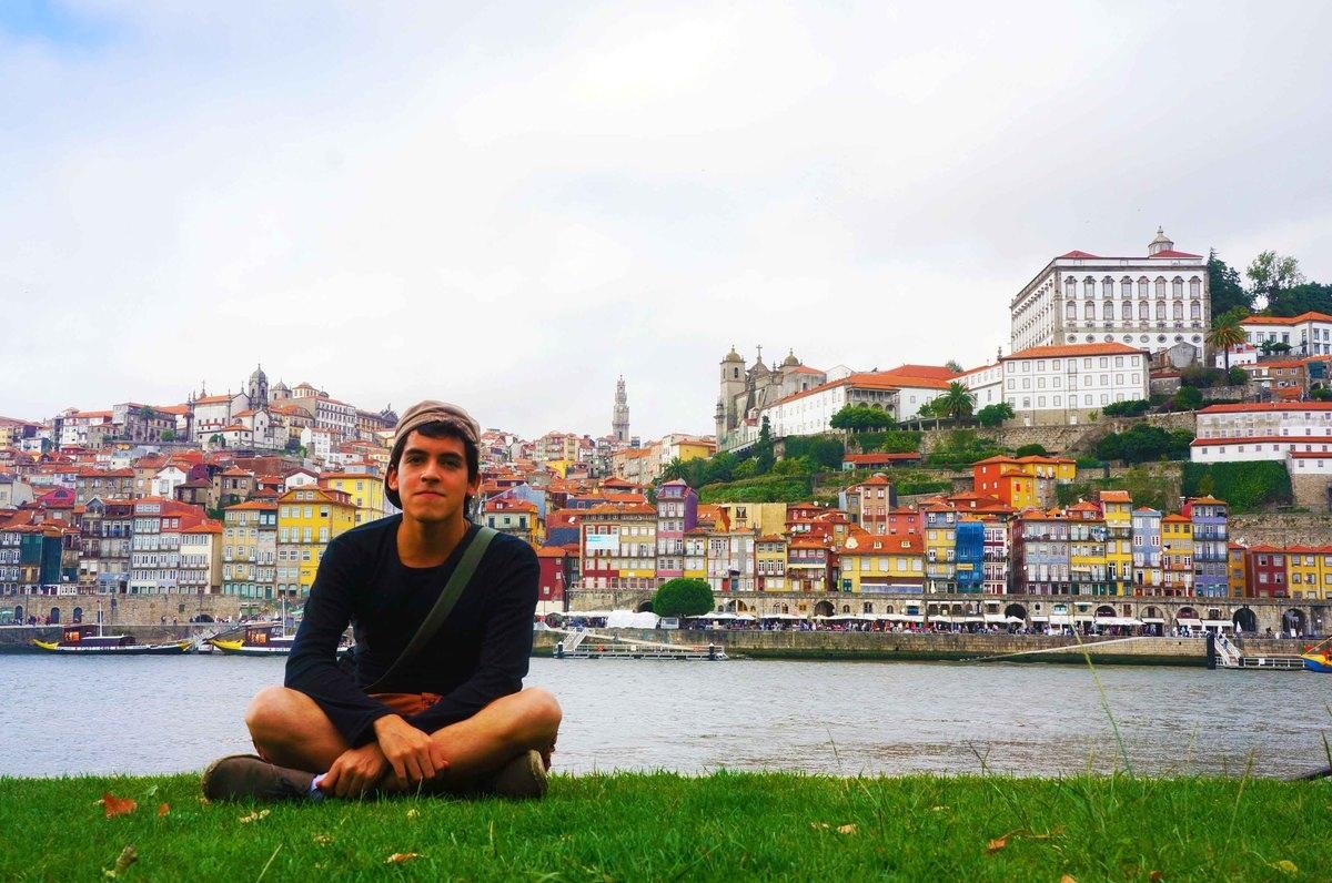 Tardes lluviosas y un vino en Oporto