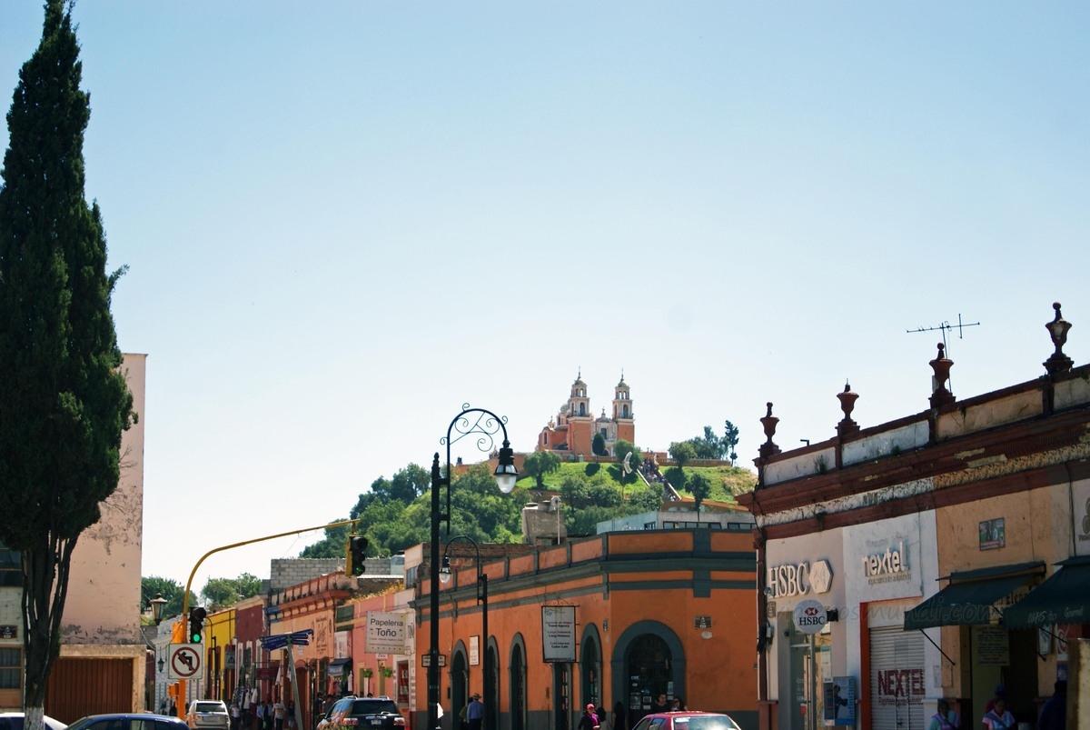 """Puebla: """"la Angelópolis mexicana"""""""