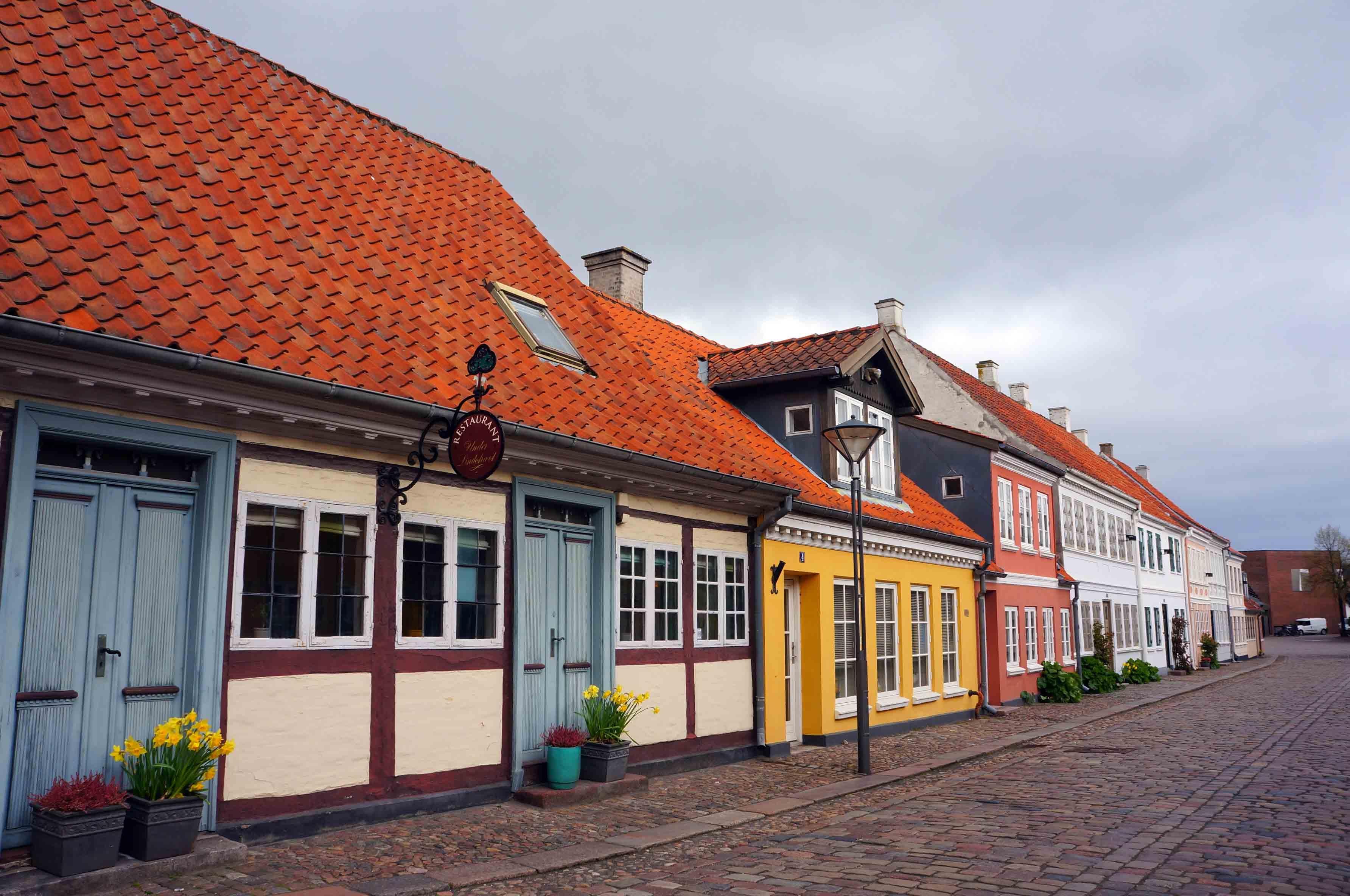 Los cuentos de Odense