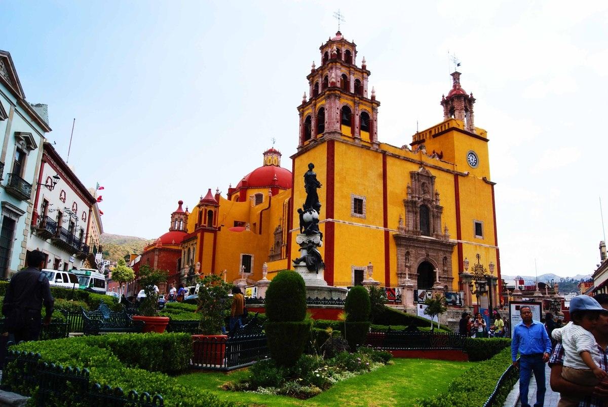 Guanajuato sobre piedras