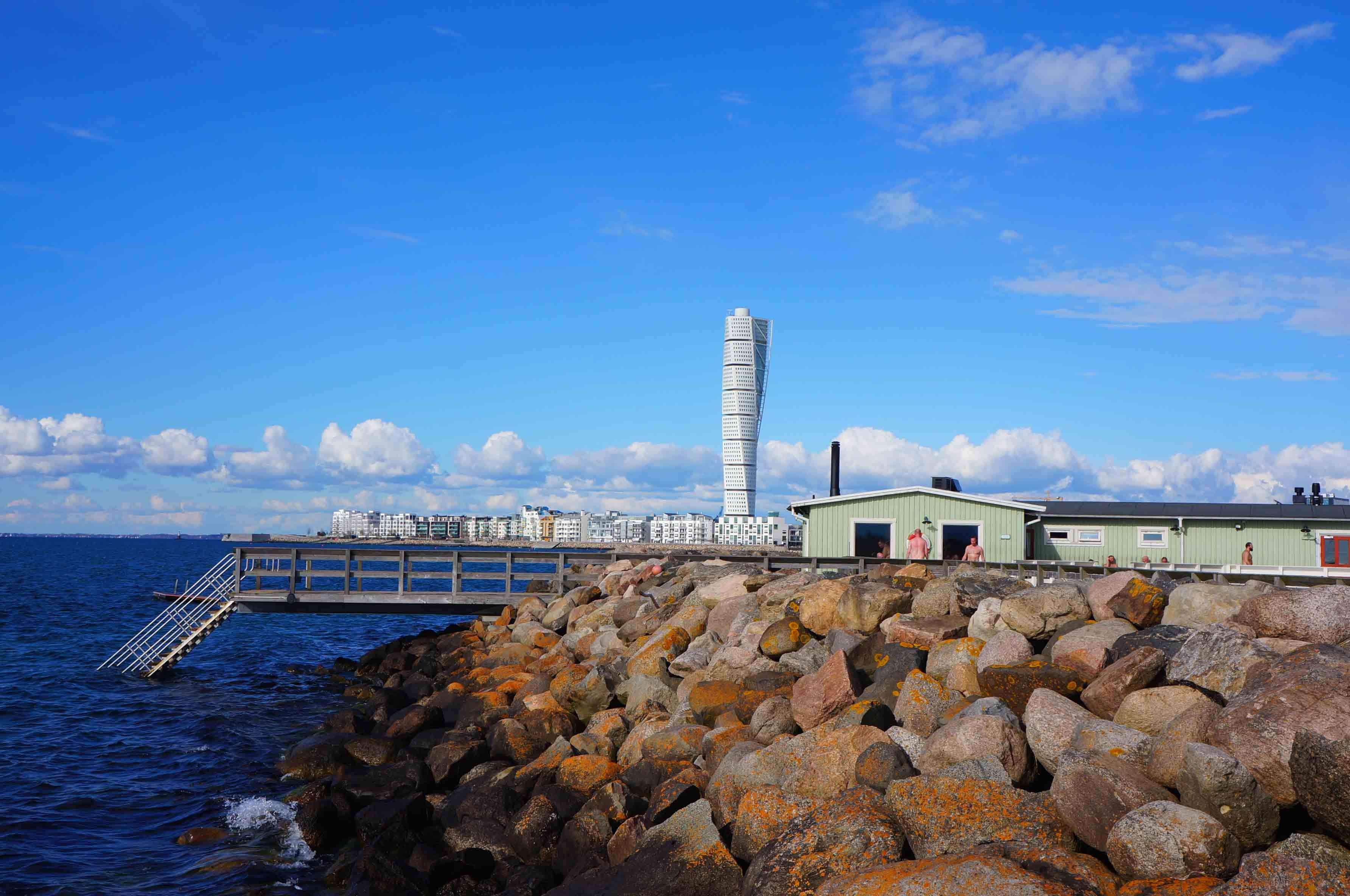 Malmö, el Báltico al desnudo