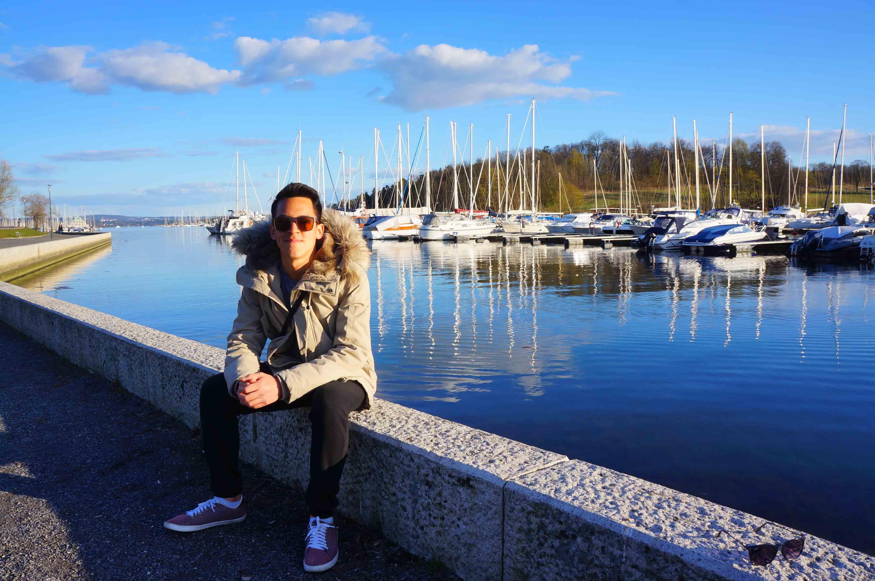 Oslo, venados y trolls