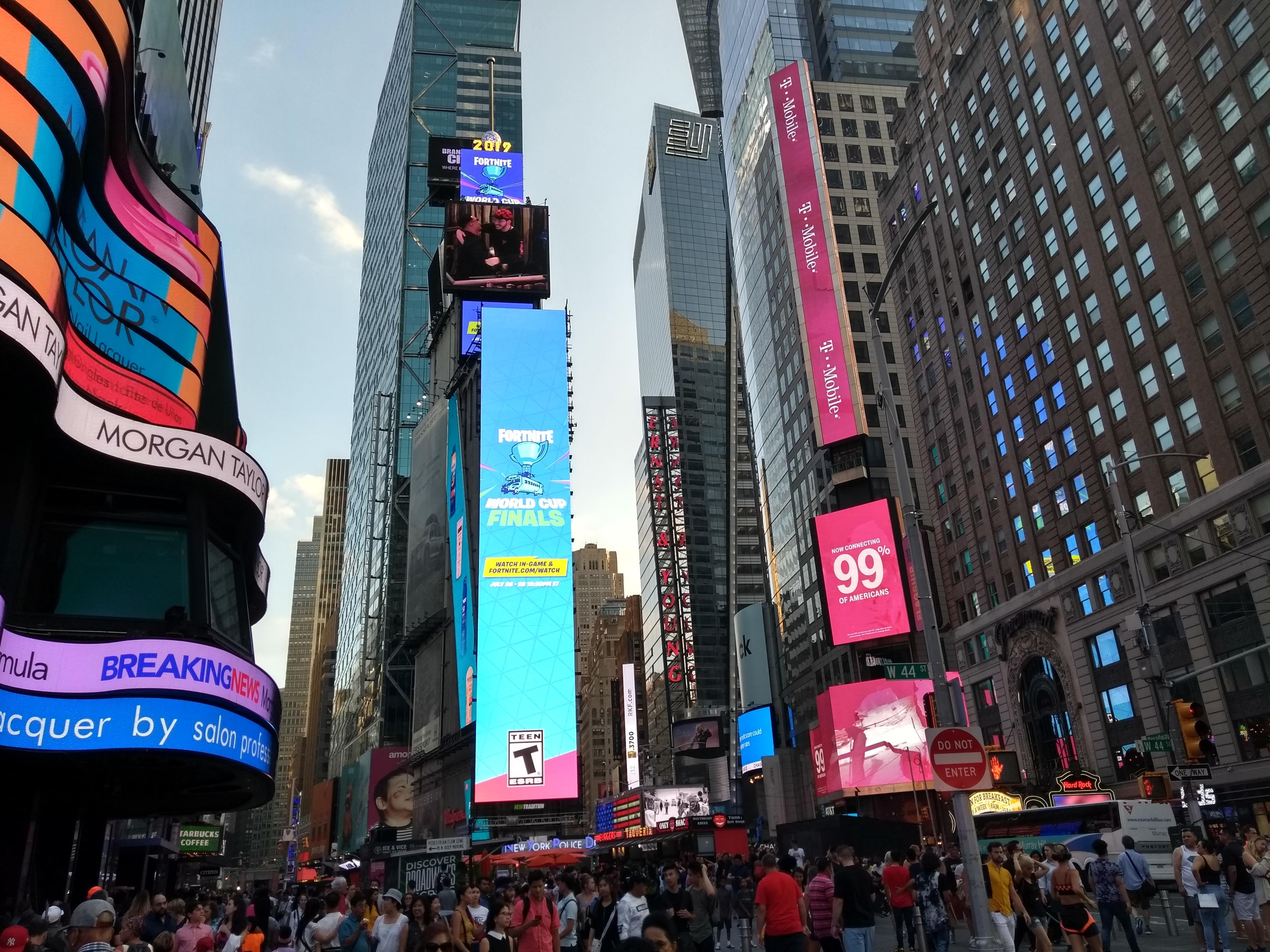 Días intensos en Nueva York