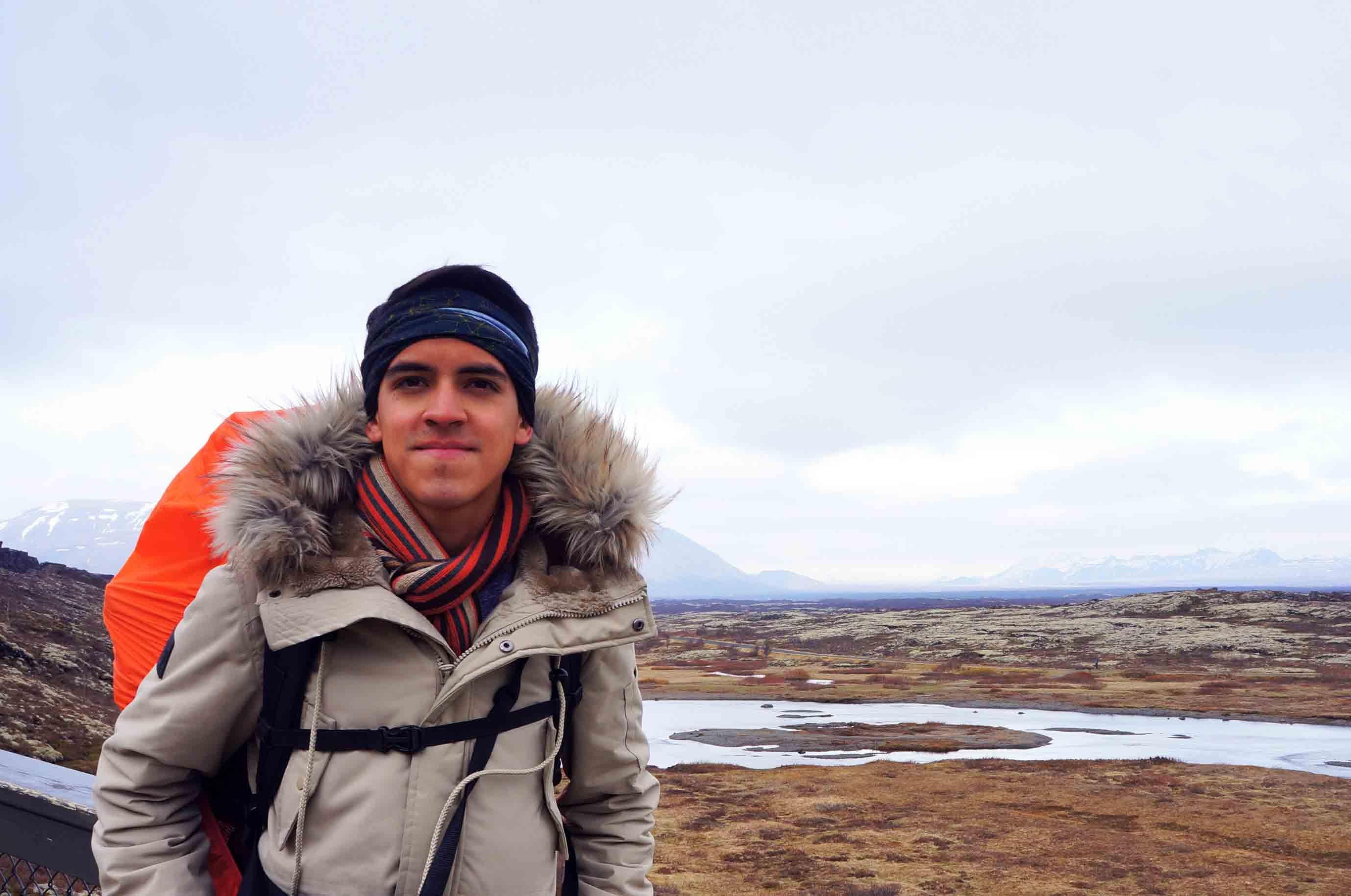 A dedo por Islandia: parte I