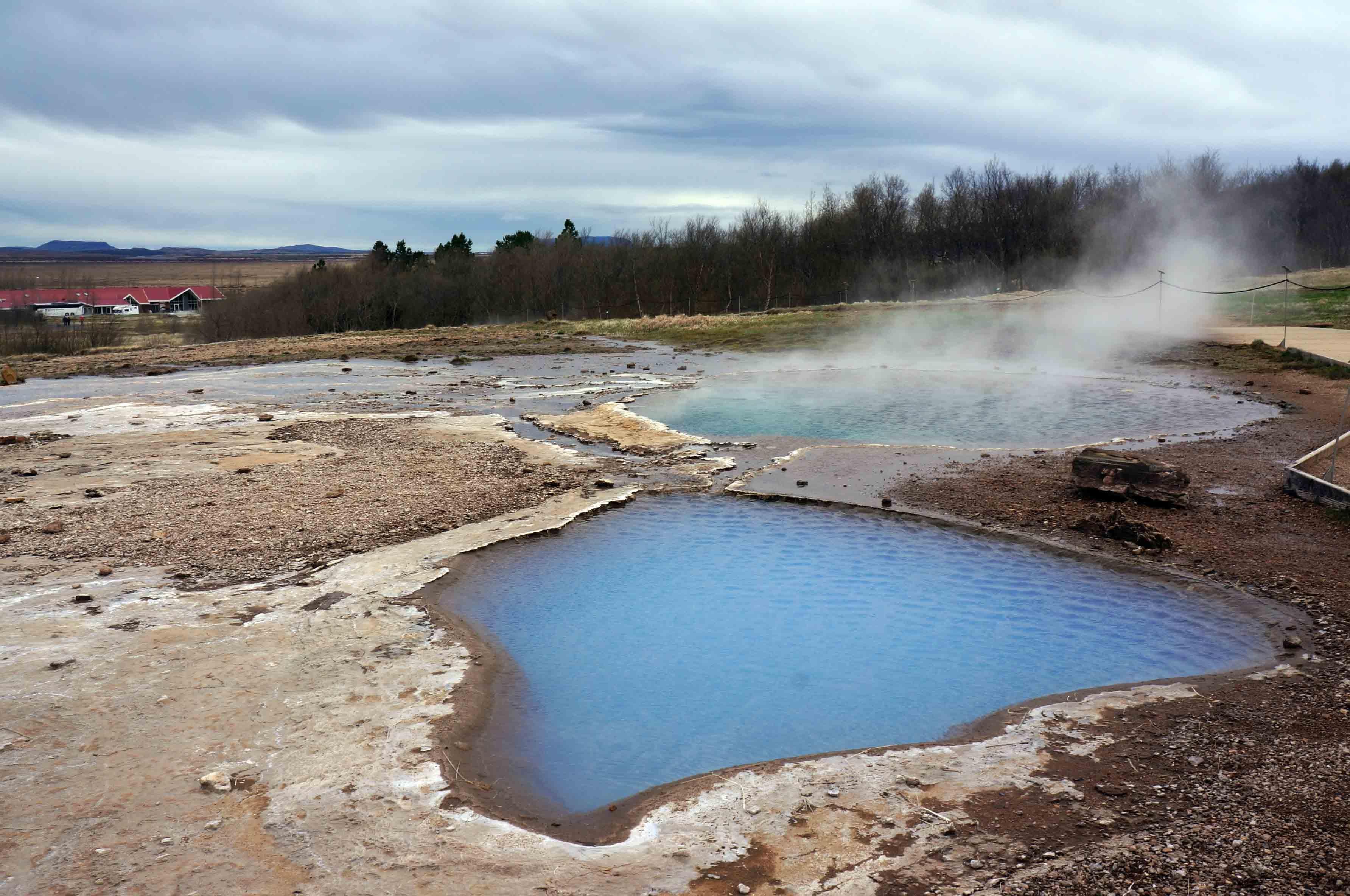 A dedo por Islandia: parte II
