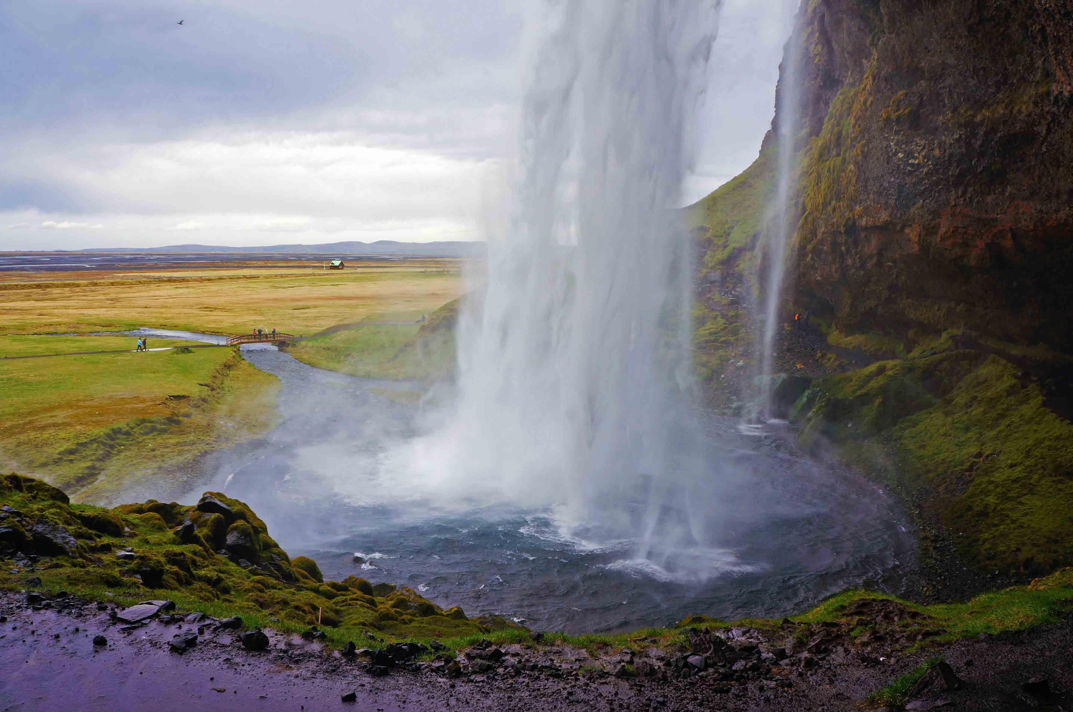 A dedo por Islandia: parte III