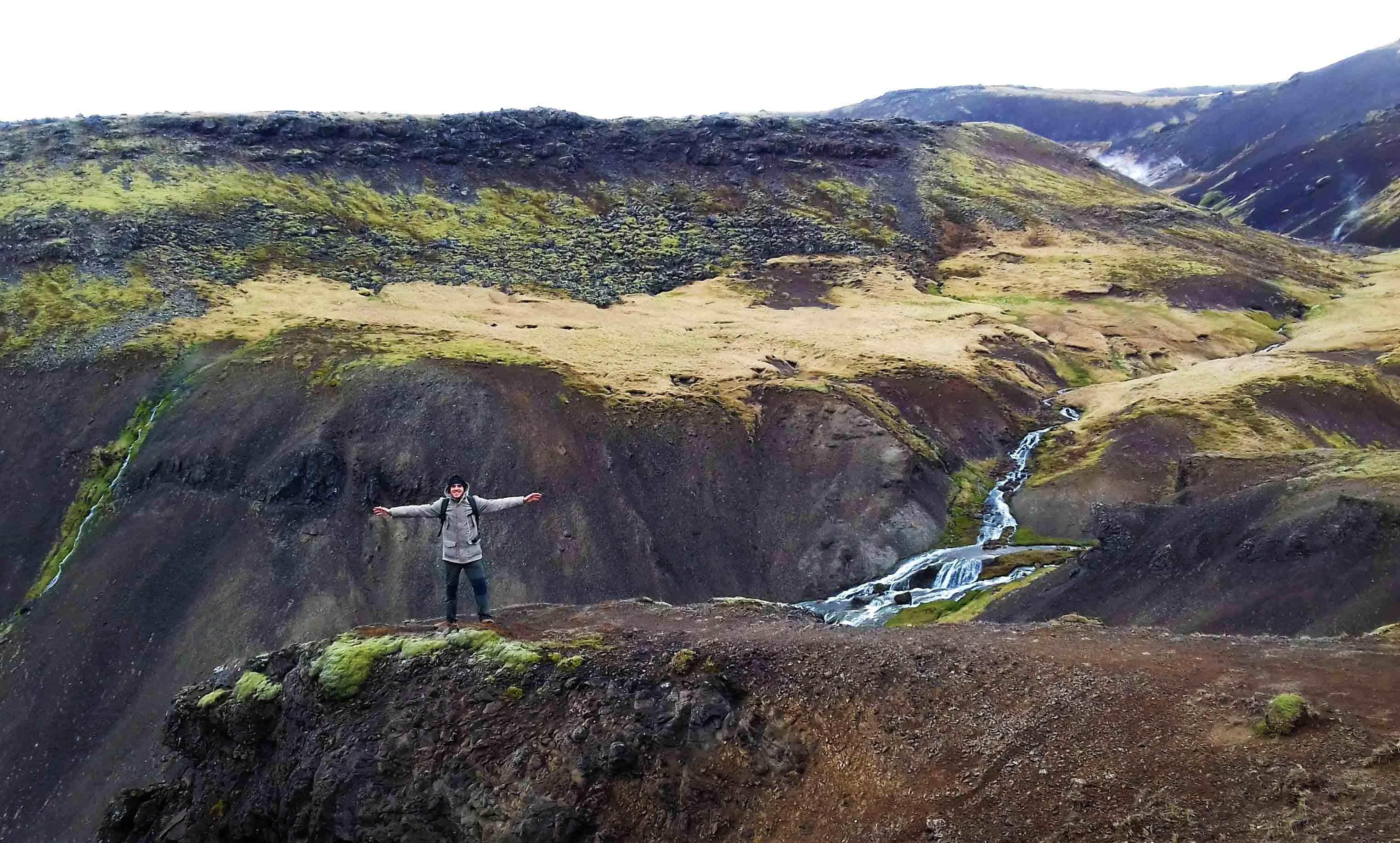 A dedo por Islandia: parte IV