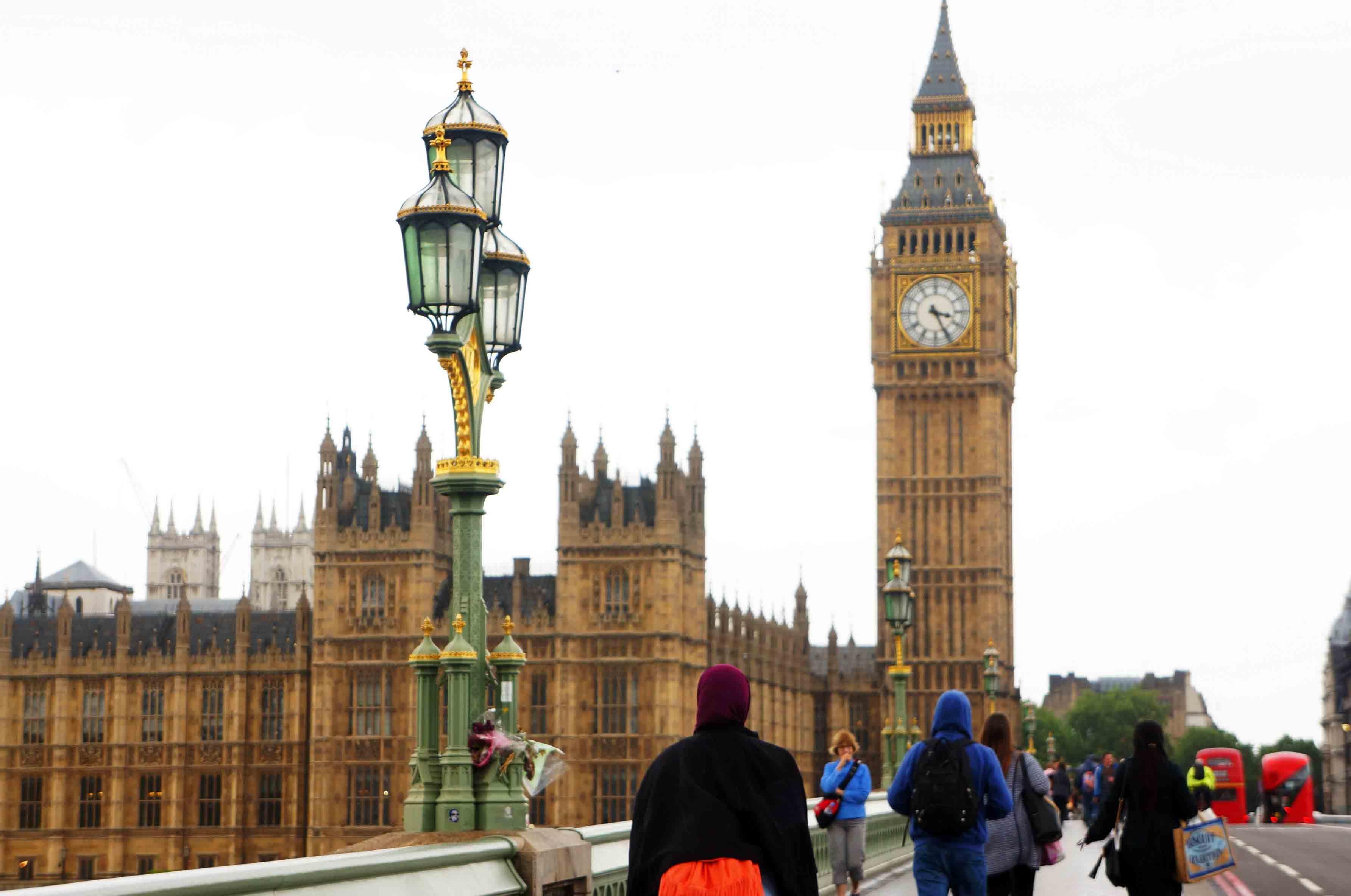 Ocho crónicas de Londres