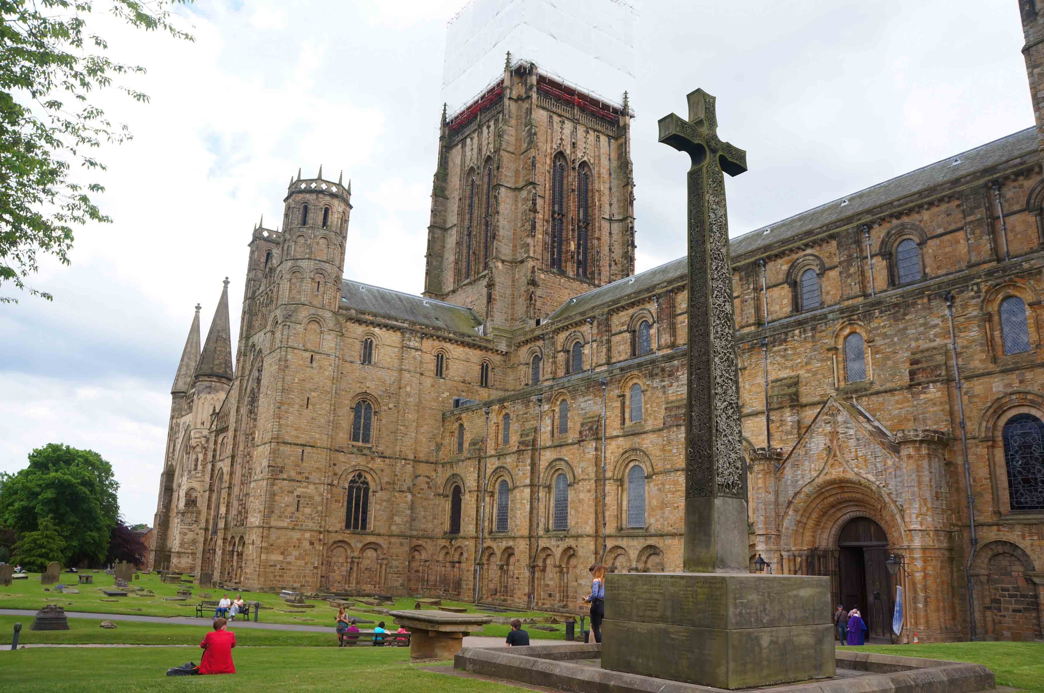 Una carta a Hogwarts en Durham
