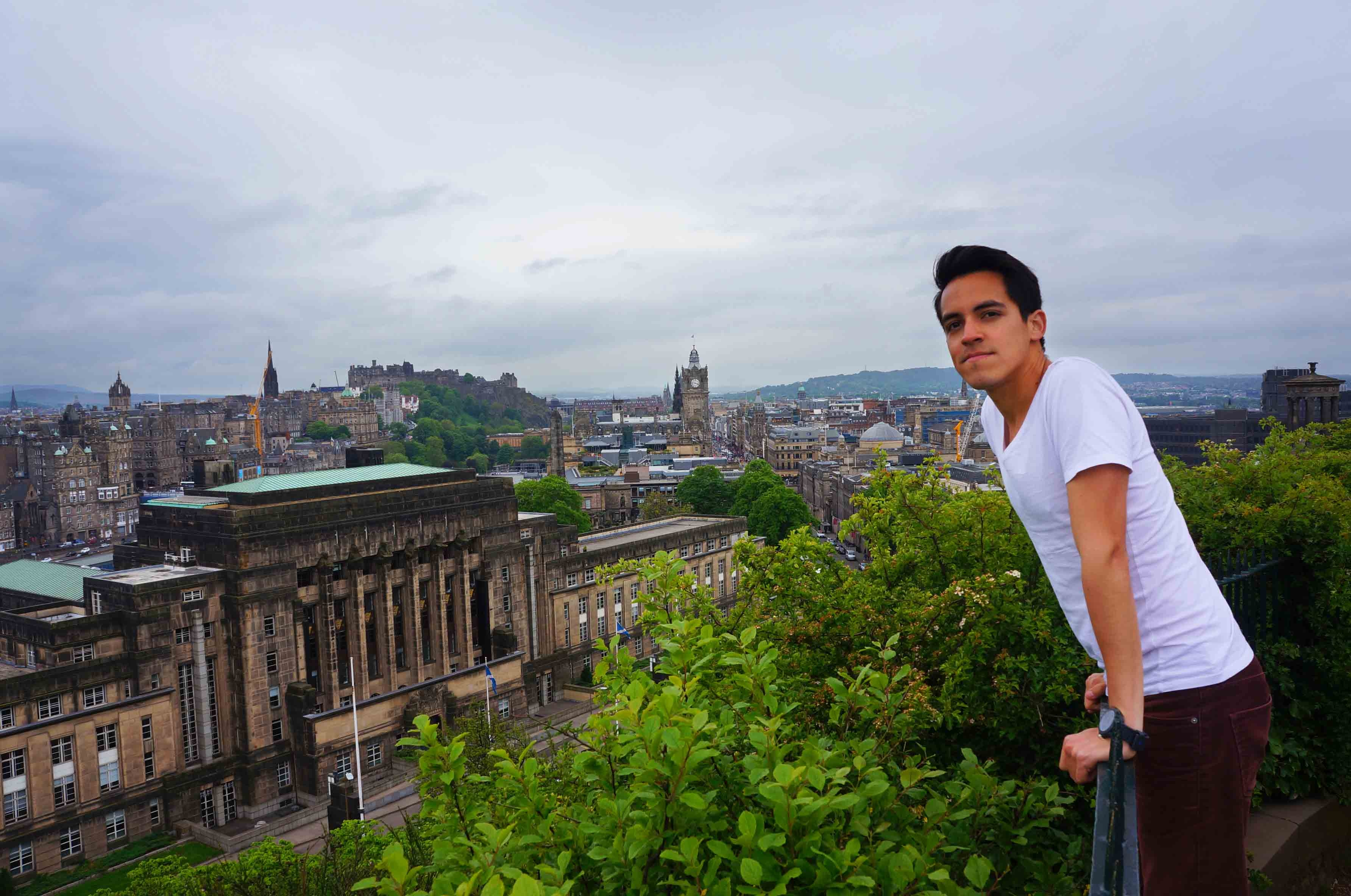 Trainspotting a Edimburgo
