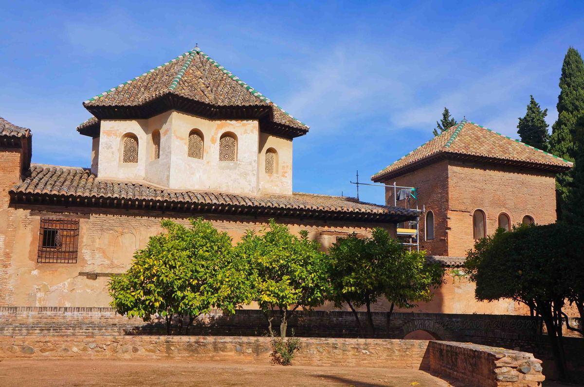 Paredes de la Alhambra, Granada
