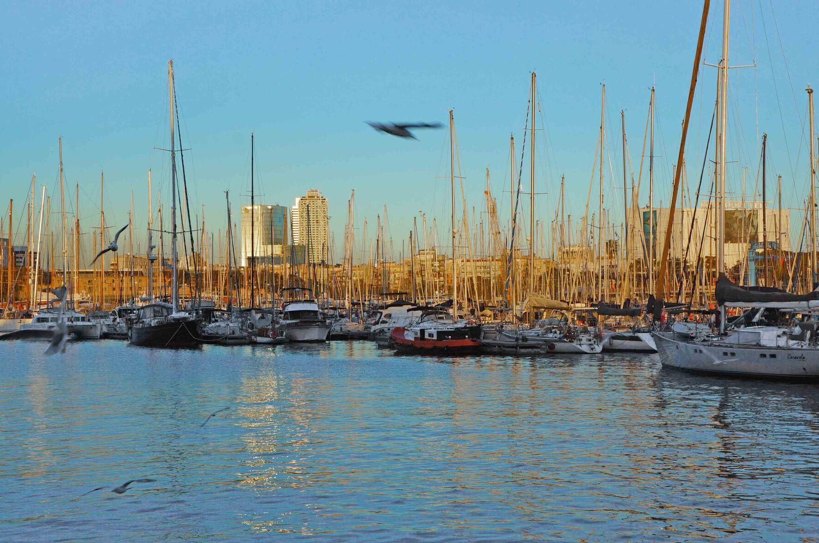 Puerto Antiguo de Barcelona
