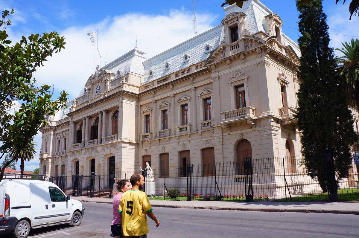 Palacio de Gobierno de Jujuy