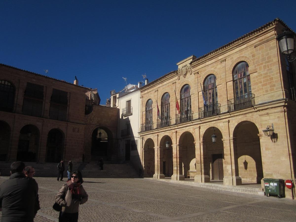 Ayuntamiento de Alcaraz