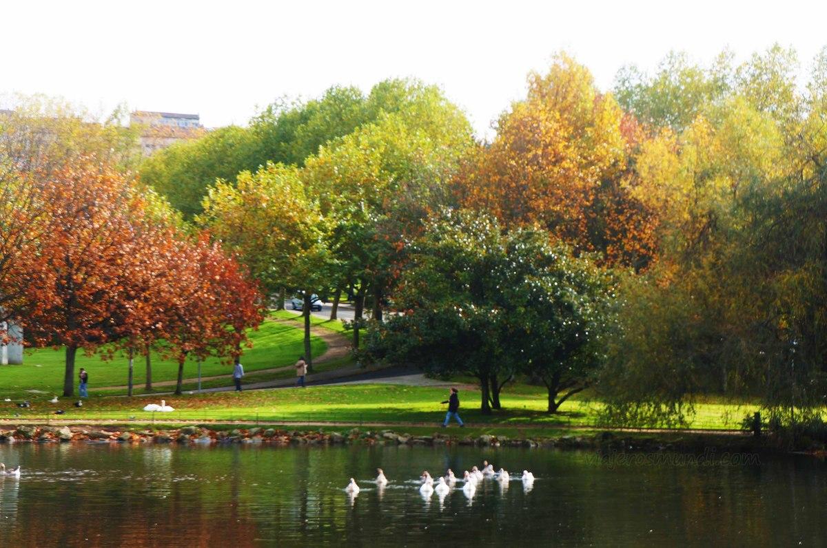 Campus norte de la Universidad de Santiago de Compostela