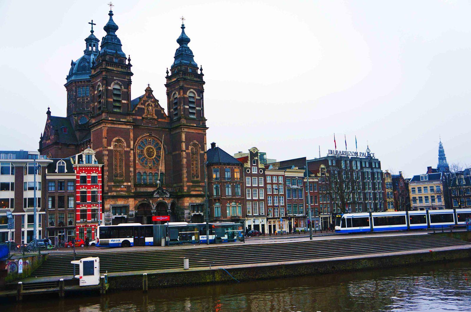 Basílica de San Nicolás, Ámsterdam