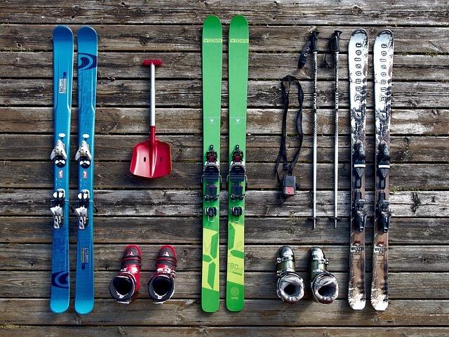 Equipos de esquí