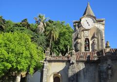 Torre reloj De Nossa Senhora Do Pópulo