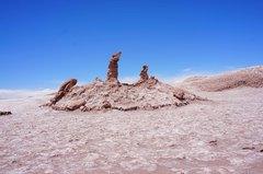 La 3 Marías, Valle de la Luna