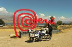 Llegando a Perú! :)