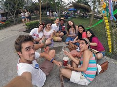 Relajados en el Festival Cumbre Tajín 2015