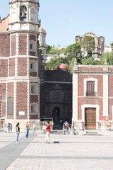 Toma de la antigua Basílica