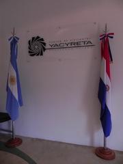 Edificio informativo de la represa de Yaciretá