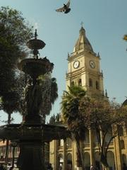 Catedral metropolitana de San Sebastián, Cochabamba