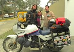 Amigos del camino, Lima , Perú
