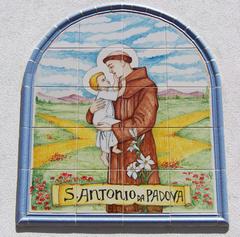 Detalle de la iglesia de San Antonio da Padova