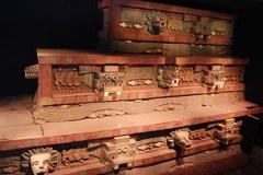 Réplica de la ciudadela de Teotihuacán