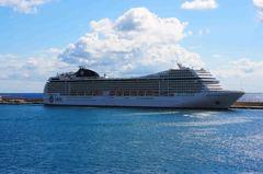 Un crucero en Ibiza
