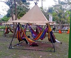 Un sitio de descanso, Festival Cumbre Tajín 2015