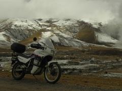 Tafí del Valle nevado!